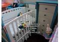 Детские кроватки и комоды Papaloni