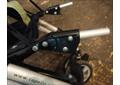 Шарнир регулировки наклона подножки  коляски Капелла (Capella S-321 )