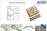 Пример планировки 1-комнатной квартиры в первой очереди ЖК Новое Мурино, Петербург