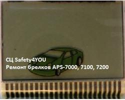 ЖК-Дисплей APS-7000