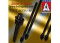 Болт фундаментный прямой тип 5 М12х150 ГОСТ 24379.1-80