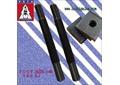 Болт фундаментный с анкерной плитой тип 2.1 М16х1250 ГОСТ 24379.1-80.